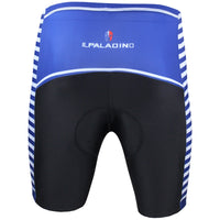 Navy Style Cycling Padded Bike Shorts Spandex Clothing and Riding Gear Summer Pant Road Bike Wear Mountain Bike MTB Clothes Sports Apparel Quick dry Breathable NO. DK086