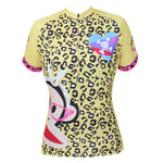 Big Mouth Monkey Woman's Short-sleeve Cycling Jersey Summer Paul Frank NO.087 -  Cycling Apparel, Cycling Accessories | BestForCycling.com