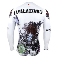 ILPALADINO  Men's Long Sleeves Cycling Jersey Winter Pro Cycle Clothing Racing Apparel Outdoor Sports Leisure Biking shirt  (Velvet)  NO.091 -  Cycling Apparel, Cycling Accessories | BestForCycling.com
