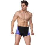 ILPALADINO Stars Purple Mens 3D Padded Cycling Underwear Shorts Bicycle Underpants Lightweight Bike Biking Shorts Breathable Bicycle Pants Lightweight NO.CK923