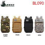 BL090 Backpack Multifunctional Shoulders Backpacking Bag Outdoor Sports Daypack for Traveling Hiking Climbing Cycling Mountaineering Camping, 45L Large Volume Capacity -  Cycling Apparel, Cycling Accessories | BestForCycling.com