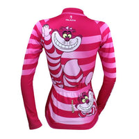 Big Mouth Cat Grinning Women's Long/Short-sleeve Cycling Jersey/Suit100 -  Cycling Apparel, Cycling Accessories | BestForCycling.com