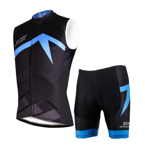 So Fast Men's Cycling Sleeveless Bike jersey/suit T-shirt Summer Spring Road Bike Wear Mountain Bike MTB Clothes Sports Apparel Top NO.W620 -  Cycling Apparel, Cycling Accessories | BestForCycling.com