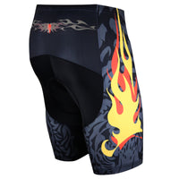 Tiger Fire Cycling Padded Bike Shorts Spandex Clothing and Riding Gear Summer Pant Road Bike Wear Mountain Bike MTB Clothes Sports Apparel Quick dry Breathable NO. DK109 -  Cycling Apparel, Cycling Accessories | BestForCycling.com