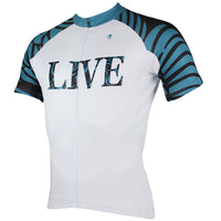 ILPALADINO LIVE & SPRINT Men's Green/Red Cycling Mountain Bike Shirt Jersey Bike Shirt MTB Mountain Biking Outdoor Comfortable Riding Clothes NO.141 -  Cycling Apparel, Cycling Accessories | BestForCycling.com