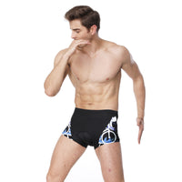 ILPALADINO Cyclist Mens 3D Padded Cycling Underwear Shorts Bicycle Underpants Lightweight Bike Biking Shorts Breathable Bicycle Pants Lightweight NO.CK96 -  Cycling Apparel, Cycling Accessories | BestForCycling.com