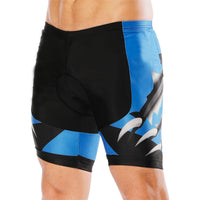 Wolverine Wolf Blue Cycling Padded Bike Shorts Spandex Clothing and Riding Gear Summer Pant Road Bike Wear Mountain Bike MTB Clothes Sports Apparel Quick dry Breathable NO.811 -  Cycling Apparel, Cycling Accessories | BestForCycling.com