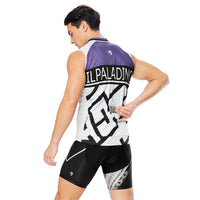 Maze Purple Men's Cycling Sleeveless Bike Jersey/Kit T-shirt Summer Spring Road Bike Wear Mountain Bike MTB Clothes Sports Apparel Top / Suit NO.812 -  Cycling Apparel, Cycling Accessories | BestForCycling.com