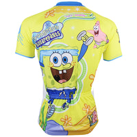 ILPALADINO SpongeBob SquarePants Gary Patrick Star Sandy Cheeks Men's Cycling Jersey Summer Bicycling Pro Cycle Clothing Racing Apparel Outdoor Sports Leisure Biking T-shirt Sportswear Cartoon World -  Cycling Apparel, Cycling Accessories | BestForCycling.com