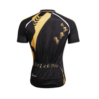 Black Cyclist Cycling Jersey Men's Short-Sleeve Bicycling Summer NO.645 -  Cycling Apparel, Cycling Accessories | BestForCycling.com