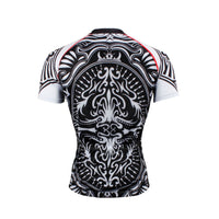 ILPALADINO Poker Face Playing Card Diamonds King Men's Cycling Apparel Road Riding Bicycling Bike Shirt Breathable and Quick Dry Cycling Sports Wear for Summer Face Cards Court Cards NO.638 -  Cycling Apparel, Cycling Accessories | BestForCycling.com