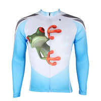 ILPALADINO Men's Long Sleeves Cycling Jersey  Spring Autumn Exercise Bicycling Pro Cycle Clothing Racing Apparel Outdoor Sports Leisure Biking Shirts NO.156 -  Cycling Apparel, Cycling Accessories | BestForCycling.com