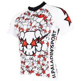 ILPALADINO Angry Skull Men's Cycling Jersey Biking Shirt Bike Sportswear Apparel Summer Apparel Outdoor Sports Gear Leisure Biking T-shirt 164 -  Cycling Apparel, Cycling Accessories | BestForCycling.com