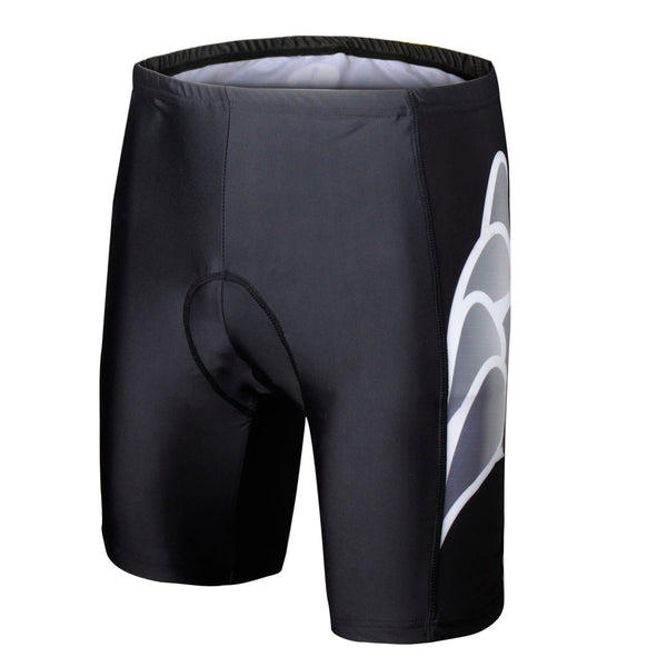 Womans Cycling Spinning Padded Bike Shorts UPF 50+ Summer Pant NO. 166