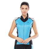 Blue Women's Cycling Sleeveless Bike Jersey/Suit T-shirt Summer Spring Road Bike Wear Mountain Bike MTB Clothes Sports Apparel Top Kits NO.798 -  Cycling Apparel, Cycling Accessories | BestForCycling.com