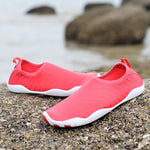 Couple Water Wading Shoes Beach Quick Dry Breathable Outdoor Pool Beach Swim Dive Surf  Run Exercise Slip-on Shoes For Women Men Rose/blue/black NO.1768 -  Cycling Apparel, Cycling Accessories | BestForCycling.com