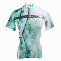 Green Flower Petal Summer Biking T-shirt Sports Clothes 196 -  Cycling Apparel, Cycling Accessories | BestForCycling.com