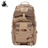 BL021 Outdoor Backpack Laptop Backpack Shoulders Backpacking Bag with Magic Sticker Travel Outdoor Sports Daypack for Hiking Climbing Camping with Multiple Compartments, Large Volume Capacity -  Cycling Apparel, Cycling Accessories | BestForCycling.com