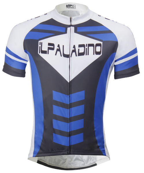 Blue&Black Men's Cycling Jersey for Summer Bicycling NO.762 -  Cycling Apparel, Cycling Accessories | BestForCycling.com