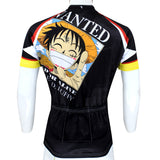 ONE PIECE Series Sea Kings Anime Manga Pirates Men's Cycling Suit/Jersey Team Jacket T-shirt Summer Spring Autumn Clothes Sportswear Cartoon World Monkey D. Luffy Supernatural Gum-Gum Devil Fruit Eater NO.068 -  Cycling Apparel, Cycling Accessories | BestForCycling.com