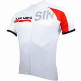 ILPALADINO Singapore Simple White Shirt Red Men's Cycling Wear Mountain Bike Jersey Crazy Bike Shirt for Summer Pro Cycle Clothing NO.055 -  Cycling Apparel, Cycling Accessories | BestForCycling.com