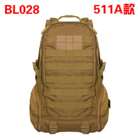 BL028 511A Outdoor Tactical Backpack Laptop Shoulders Backpacking Bag with Magic Sticker Travel Outdoor Sport Daypack for Hiking Climbing Cycling Mountaineering Camping Fishing Skiing -  Cycling Apparel, Cycling Accessories | BestForCycling.com