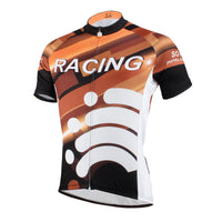 RACING Men's Sportswear Quick-dry Stylish Short-sleeve Cycling Jersey/suit Breathable Apparel Outdoor Sports Gear Leisure Biking T-shirt Bike Shirt NO.613 -  Cycling Apparel, Cycling Accessories | BestForCycling.com