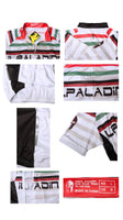 Ilpaladino Multi-Strip White Men's Breathable Short-Sleeve Cycling Jersey Bicycling Shirts Summer Quick Dry Sport Wear NO.704 -  Cycling Apparel, Cycling Accessories | BestForCycling.com