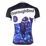 Ilpaladino Pisces Thorough Soul Constellation Series 12 Horoscopes Man's Short-sleeve Cycling Jersey Team Pro Cycle Jacket T-shirt Summer Spring Clothes Leisure Sportswear Apparel Signs of the Zodiac NO.266 -  Cycling Apparel, Cycling Accessories | BestForCycling.com