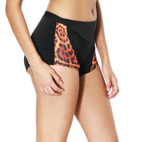 Leopard Print 3D Padded Cycling Underwear Shorts Bicycle Underpants Lightweight Bike Biking Shorts Breathable Bicycle Pants Lightweight NO. SFK003 -  Cycling Apparel, Cycling Accessories | BestForCycling.com