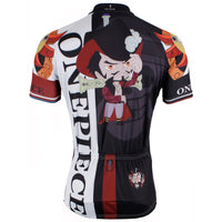 ONE PIECE Series Pirates Men's Cycling Jersey Team Jacket T-shirt Summer Spring Autumn Clothes Sportswear Anime Dracule Mihawk NO.410 -  Cycling Apparel, Cycling Accessories | BestForCycling.com