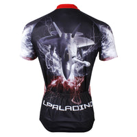 Ilpaladino Flash Airplane Men's Breathable Short-Sleeve Cycling Jersey Bicycling Shirts Summer Quick Dry Sport Wear NO.539 -  Cycling Apparel, Cycling Accessories | BestForCycling.com
