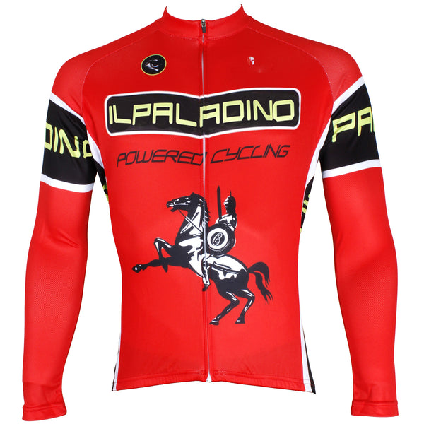 Unisex Long Red Sleeves Cycling Clothing Suits with Tights Winter Pro  (Velvet) NO.537 -  Cycling Apparel, Cycling Accessories | BestForCycling.com