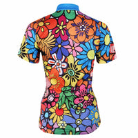 Women's Quick Dry Jersey Anthemy Pattern Women's Quick Dry Short-Sleeve Cycling Jersey.114 -  Cycling Apparel, Cycling Accessories | BestForCycling.com