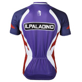 Funnel Purple Cycling Short-sleeve Jersey Summer T-shirts NO.523 -  Cycling Apparel, Cycling Accessories | BestForCycling.com