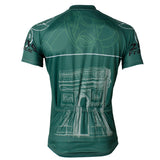 Ilpaladino Cyclist Green Men's Breathable Quick Dry Short-Sleeve Cycling Jersey Bicycling Shirts France Summer Sport Wear Exercise Bicycling Summer Spring Autumn Pro Cycle Clothing Racing Apparel Outdoor Sports Leisure Biking Shirts NO.569 -  Cycling Apparel, Cycling Accessories | BestForCycling.com