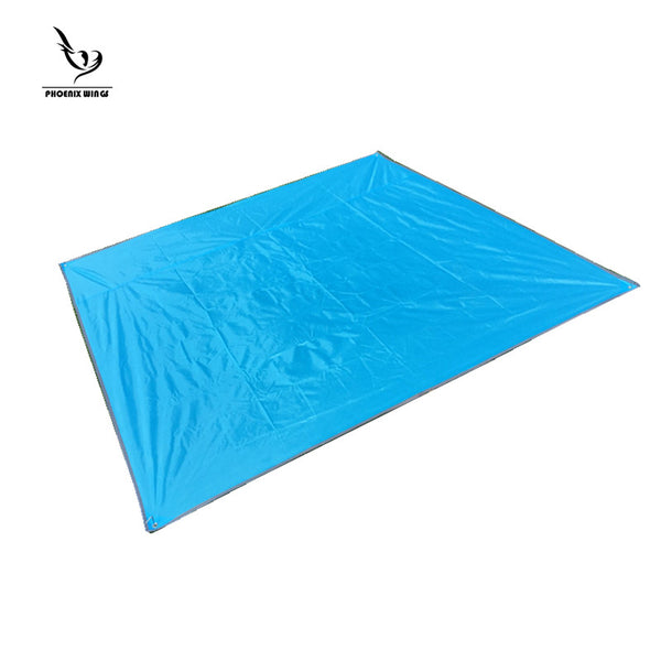 200*200 cm Blue Waterproof Oxford Cloth Mat Camping Cushion Mats Beach Outdoor Picnic Pad Thin Section Moisture-proof -  Cycling Apparel, Cycling Accessories | BestForCycling.com