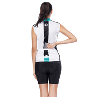 Black Striped Women's Cycling Sleeveless Bike Jersey T-shirt Summer Spring Road Bike Wear Mountain Bike MTB Clothes Sports Apparel Top NO. 786 -  Cycling Apparel, Cycling Accessories | BestForCycling.com