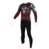 ILPALADINO Hell Skull Men's Cycling Jersey Biking Shirt Comfortable Exercise Bicycling Pro Cycle Clothing Racing Apparel Outdoor Sports Leisure Biking Shirts 290 -  Cycling Apparel, Cycling Accessories | BestForCycling.com