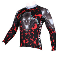 Hell Skull Men's Cycling Jersey Biking Shirt Summer NO. 290 -  Cycling Apparel, Cycling Accessories | BestForCycling.com