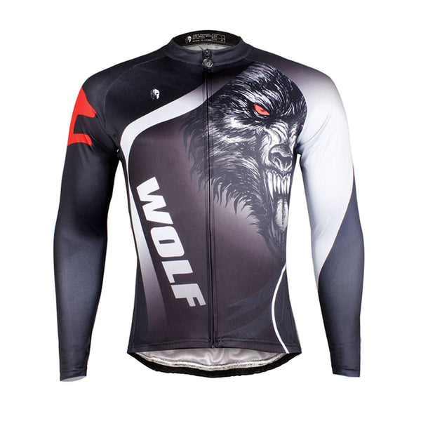 ILPALADINO Men's Long Sleeves Cycling Jersey Suit  Spring Autumn Exercise Bicycling Pro Cycle Clothing Racing Apparel Outdoor Sports Leisure Biking Shirts NO.719 -  Cycling Apparel, Cycling Accessories | BestForCycling.com