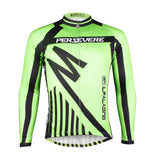 ILPALADINO Men's Green Long Sleeves Cycling Jersey Spring Autumn Exercise Bicycling Pro Cycle Clothing Racing Apparel Outdoor Sports Leisure Biking Shirts NO.731 -  Cycling Apparel, Cycling Accessories | BestForCycling.com