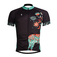 ILPALADINO Elk Night Men's Professional MTB Cycling Jersey Breathable and Quick Dry Comfortable Bike Shirt for Summer NO.642 -  Cycling Apparel, Cycling Accessories | BestForCycling.com