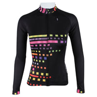 ILPALADINO Women's Long/Short-Sleeve Cycling Clothing Apparel Outdoor Sports Leisure Biking Shirt Suits with Tights NO.216 -  Cycling Apparel, Cycling Accessories | BestForCycling.com