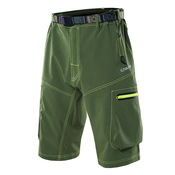 Cycling Shorts Outdoor Sports MTB Shorts Grey/Green #1506 -  Cycling Apparel, Cycling Accessories | BestForCycling.com