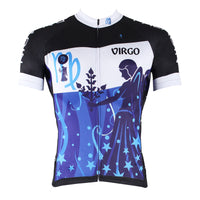Ilpaladino Constellation Series 12 Horoscopes Virgo Perfection Man's Short-sleeve Cycling Jersey Team Pro Cycle Jacket T-shirt Summer Spring Clothes Leisure Sportswear Apparel Signs of the Zodiac NO.260 -  Cycling Apparel, Cycling Accessories | BestForCycling.com