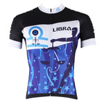 Ilpaladino Libra Justice Constellation Series 12 Horoscopes Man's Short-sleeve Cycling Jersey Team Pro Cycle Jacket T-shirt Summer Spring Clothes Leisure Sportswear Apparel Signs of the Zodiac NO.269 -  Cycling Apparel, Cycling Accessories | BestForCycling.com