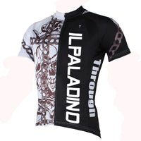 ILPALADINO Chain Skull Men's Summer Cycling Short-sleeve Suit Bike Shirt Sportswear Quick—dry Shirt Apparel Outdoor Sports Gear 091 -  Cycling Apparel, Cycling Accessories | BestForCycling.com