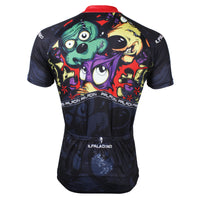 Horror Mickey Mouse Men's Short-Sleeve Cycling Jersey Bicycling Shirts Summer NO.528 -  Cycling Apparel, Cycling Accessories | BestForCycling.com