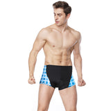 ILPALADINO Blue Checked Mens 3D Padded Cycling Underwear Shorts Bicycle Underpants Lightweight Bike Biking Shorts Breathable Bicycle Pants Lightweight NO.CK94 -  Cycling Apparel, Cycling Accessories | BestForCycling.com
